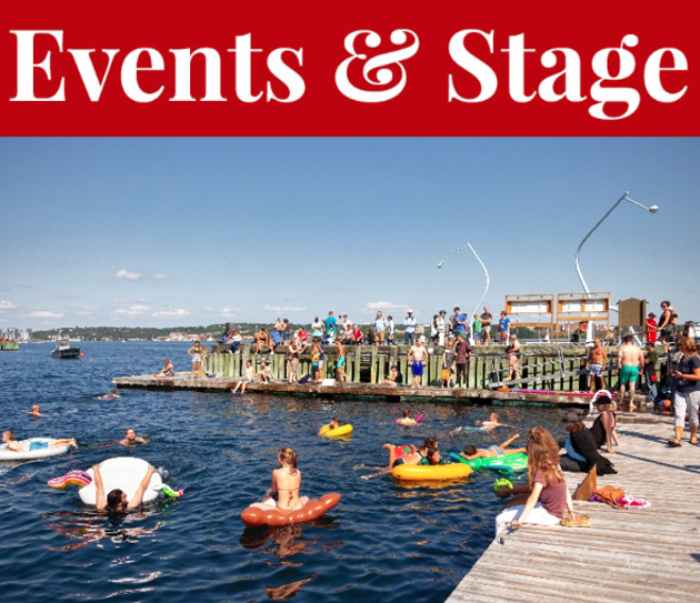 The Big Jump returns to the city's waterfront, helping you splish-splash it up in Halifax Harbour this Thursday. - SUBMITTED PHOTO
