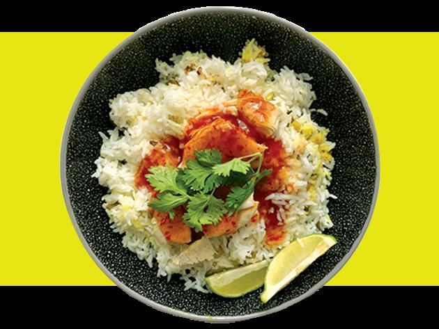 Hainan Chicken - THE COAST