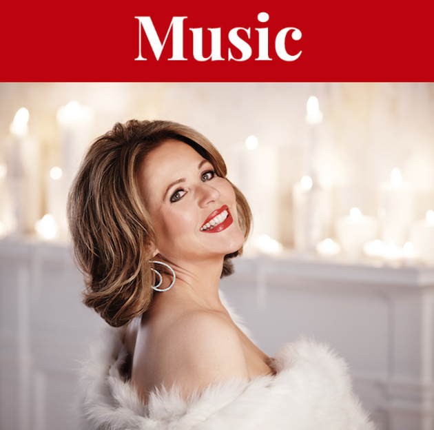 Renée Fleming brings big pipes and LA glamour to Symphony Nova Scotia. - TIMOTHY WHITE PHOTO