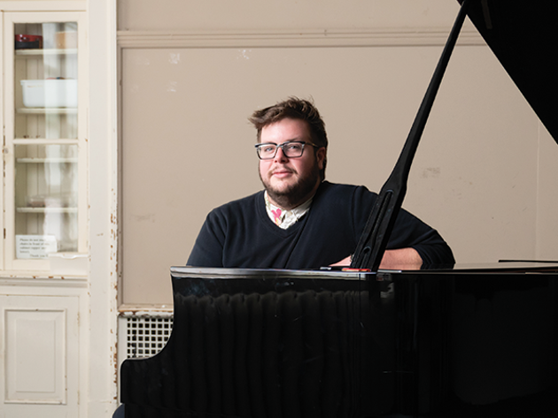 Halifax Queer Ensemble's Jacob Caines says the space is a much-needed place of belonging for many. - IAN SELIG