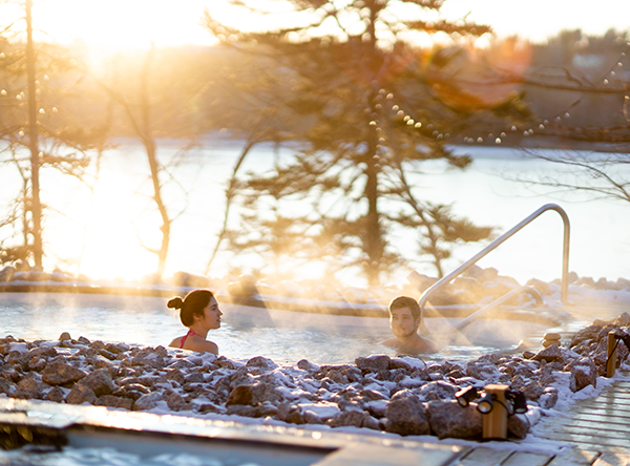SENSEA Nordic Spa offers European-inspired spa services in a Nova Scotian lakefront setting. - SUBMITTED