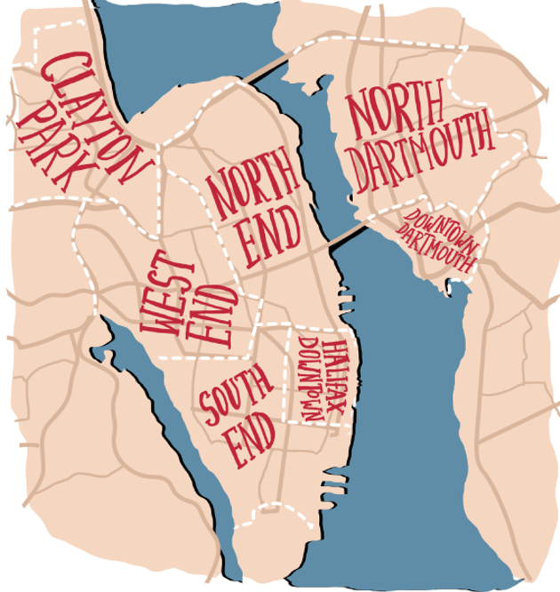 Where to live in Halifax Back To School Halifax Nova Scotia