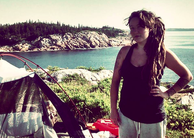 Jess West is a nature enthusiast, radical homemaker and mother of three residing in rural Nova Scotia. - JESS WEST