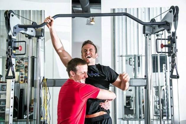 Matt & Mitch Benvie of Evolve Fitness