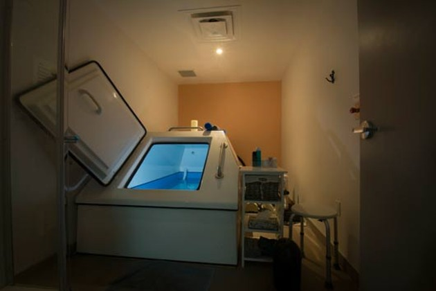 The Floatation Centre - MEGHAN TANSEY WHITTON