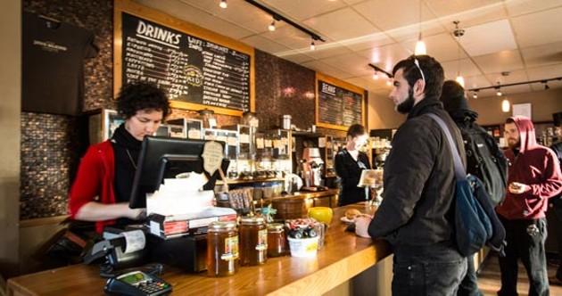Best of Halifax 2015, Best Cafe, Java Blend - SAM KEAN