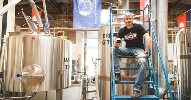 Best of Halifax 2015, Best Craft Brewery, Garrison Brewing Company - DYLAN CHEW