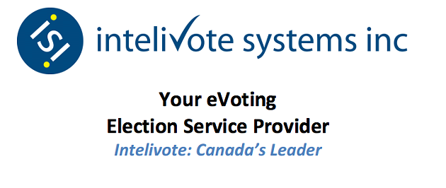 A screenshot from Intelivote's business brochure. - VIA INTELIVOTE