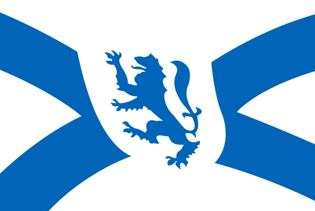 The Nova Scotia Department of Justice's twitter logo.
