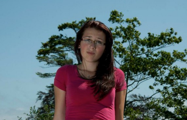 Rehtaeh Parsons, whose death inspired the province's now-struck down anti-cyberbullying legislation. - VIA FACEBOOK