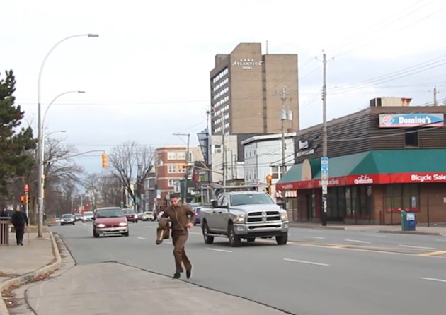 It'll take a lot more than fining that guy $700 to make Quinpool Road safer for pedestrians.