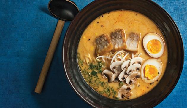 Tako Sushi and Ramen - LENNY MULLINS