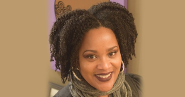 Wendie Poitras is an educator, community advocate and visual artist. You can catch her exhibit The Hair Show with Kim Cain on Friday, February 26 at The Company House.