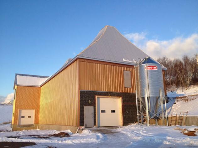 Horton Ridge Malt & Grain, in Hortonville. - SUBMITTED