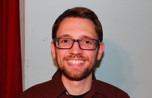 Steven Hall has lived in Halifax for five years and is currently working on his PhD in pharmacology at Dalhousie University.