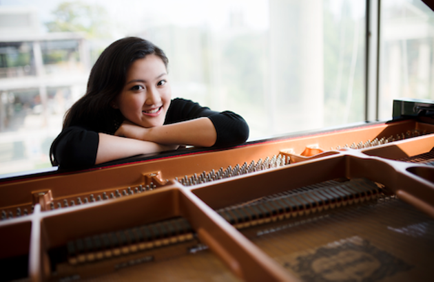 Piano prodigy LaLa Lee (see number 3).