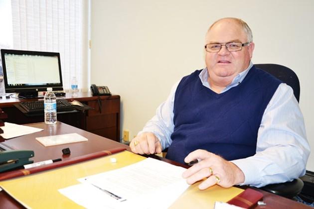 Nova Scotia's municipal elections officer Bernie White. - NS GOV