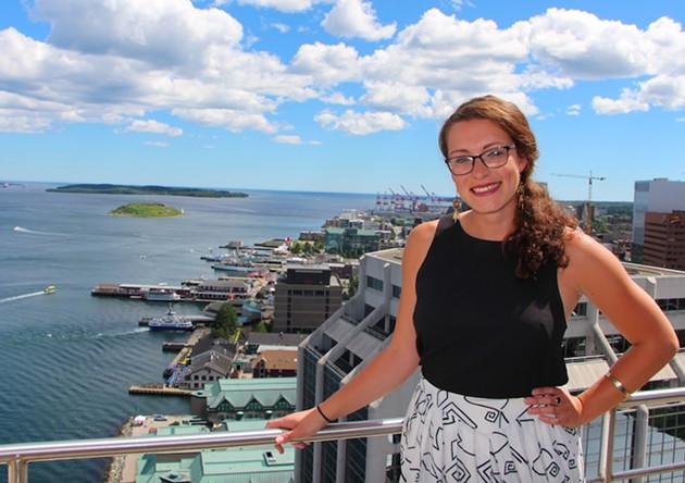 Molly Connor is a native Haligonian, currently working as the economic development liaison in rural Halifax. She is passionate about working collaboratively to make Halifax a better city to live and do business. Get in touch @mconnorhfx. - MITCHELL THOMPSON