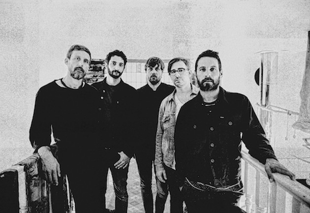 Sam Roberts Band brings a new record to Halifax this November. - COURTESY OF BAND