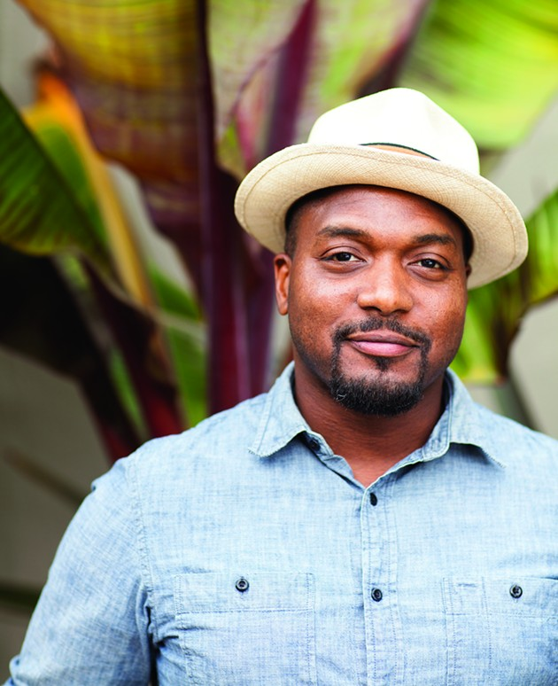 Award-winning chef Bryant Terry works towards creating accessible, ethical food systems in the US. - CONTRIBUTED