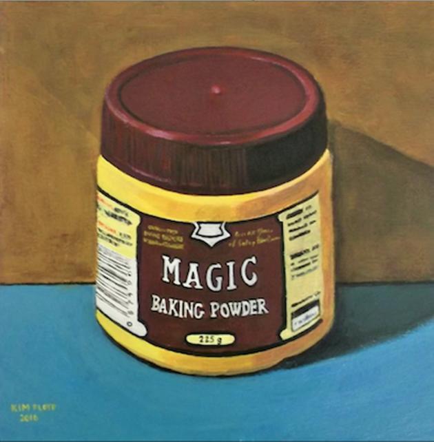 Kimberley Floyd's folky pop art takes over Argyle Fine Art (see 10). - KIMBERLEY FLOYD