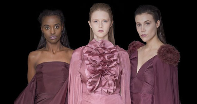 Anthony El-Cid's latest - collection will hit the AFW runway this weekend.