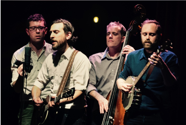 The Great Lake Swimmers wash ashore in Halifax (see 1). - SUBMITTED