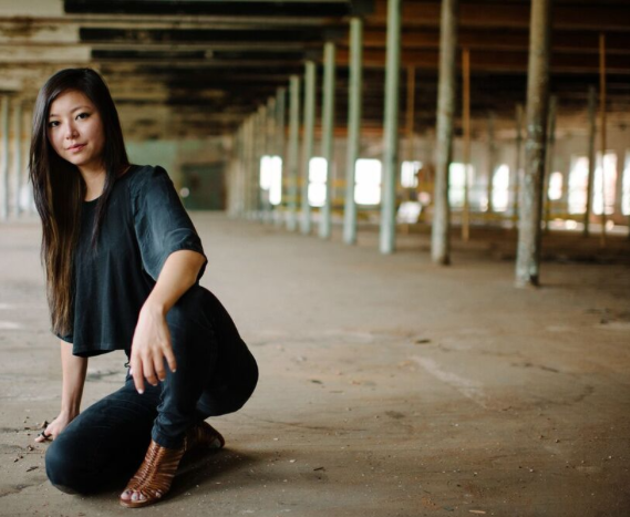 Vicky Chow brings her modern piano stylings to Halifax (see 1). - KAITLIN JANE PHOTOGRAPHY