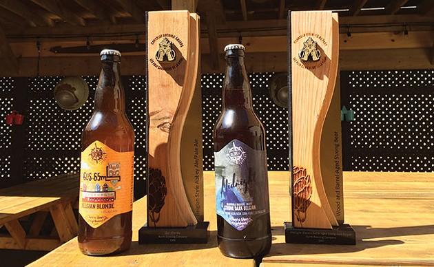 North Brewing Co's hardware - ROZINA DARVESH