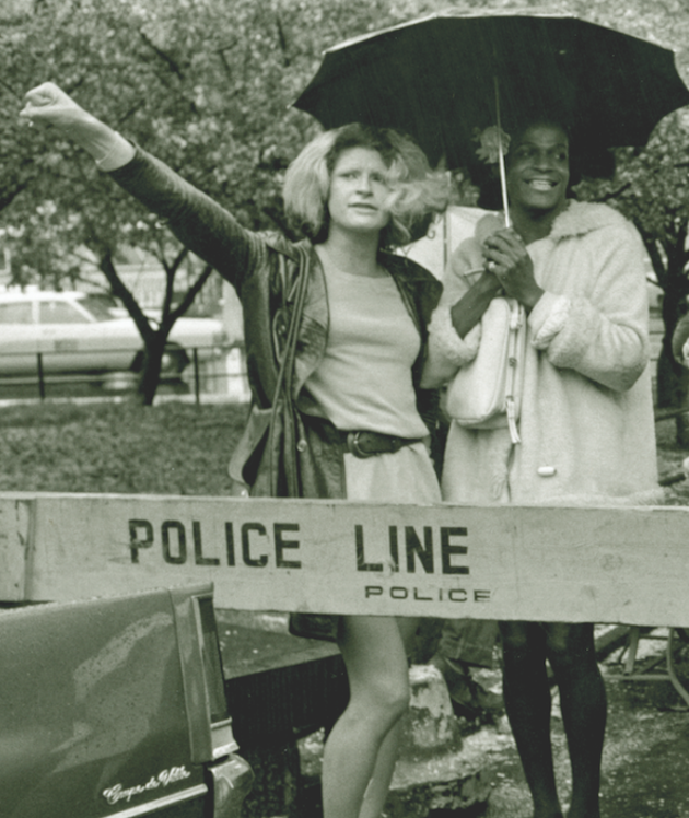 OUTeast roars into its 6th season with the arresting documentary The Death and Life of Marsha P. Johnson (see 1). - SUBMITTED