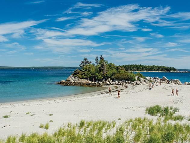 Nova scotia nudist beaches