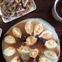 Qiu Brothers Dumplings feels like home