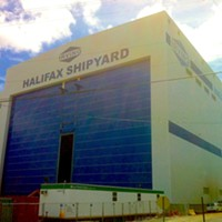 Irving Shipyard workers vote for strike mandate