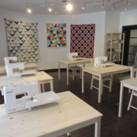 Seam Work coming soon to downtown Dartmouth