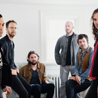 The War on Drugs play Jazz Fest 2018