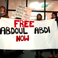 Trudeau offers platitudes but no promises on Abdoul Abdi's case