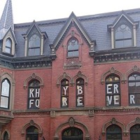 Khyber Catch-22: HRM wants funding commitments before selling historic arts hub