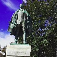 Cornwallis statue is history