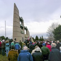 Explosive costs from 100-year memorial