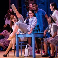 Theatre review: <i>Mamma Mia!</i> at Neptune