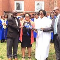 Cornwallis Street Baptist Church is now New Horizons