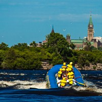Our Capital: Mosaic of Summer Activities at your Fingertips