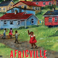 Shauntay Grant's <i>Africville</i> book launch
