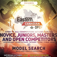 The Masteries Eastern Canadian Open