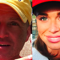 Matt Whitman and Faith Goldy