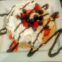 Waffle Love re-opens on <strike>Friday</strike> Saturday