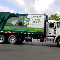 City hall to pay for side guards on garbage trucks