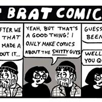 Art Brat Comics