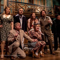 Theatre review: <i>Noises Off</i> at Neptune
