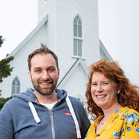 We bought a church